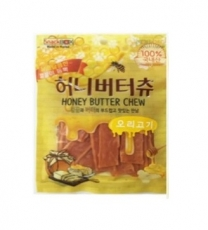 SNACK ANJING HONEY BUTTER CHEW BEEF 70GR