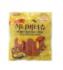 SNACK ANJING HONEY BUTTER CHEW SALMON 70GR