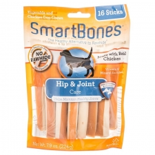 SNACK ANJING SMARTBONES HIP & JOINT CARE 16 STICK