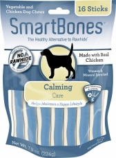 SNACK ANJING SMARTBONES CALMING CARE 16 STICKS