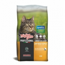 Makanan Kucing Migliorgatto Professional Nutribene Adult Chicken and Veal 1.5kg