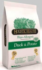 Golden Eagle Hypo Allergenic Duck & Potato Formula Dry Dog Food 2kg