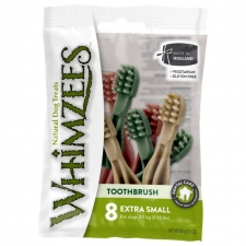 SNACK ANJING WHIMZEES TOOTHBRUSH 8 EXTRA SMALL