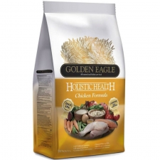 Makanan Anijng Golden Eagle Holistic Health Chicken Formula Dry Dog Food 12kg