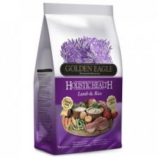 Makanan Anjing Golden Eagle Holistic Health Lamb Formula Dry Dog Food 6kg