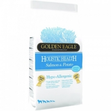 Makanan Anjing Golden Eagle Hypo Allergenic Salmon & Potato Formula Grain Free Dry Dog Food 10kg