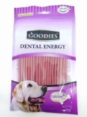 Snack Anjing Goodies Dental Energy Treat Stick Shape Lamb 125gr
