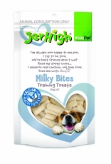 JerHigh Milky Bites Training Treats 100gr