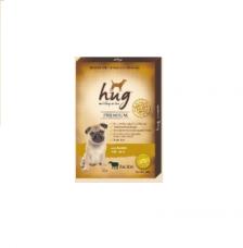 Makanan Basah Anjing Hug Premium Lamb Flavour 100gr