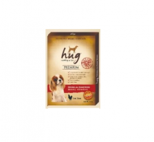 Makanan Basah Anjing Hug Premium Chicken with Sweet Potato 100gr