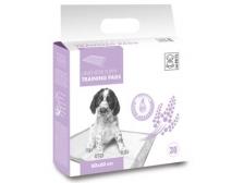 Underpad / Perlak M-Pets Lavender Puppy Training Pads 60x60cm 30pcs