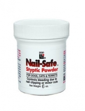 Bubuk Penghenti Darah PPP Nail-Safe Stop Bleeding Styptic Powder 1.5oz