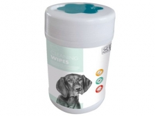 M-pets Cleaning Wipes Bottle 18 x 20,5cm 80pcs