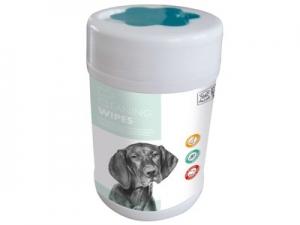 M-pets Cleaning Wipes Bottle 18 x 20,5cm 80pcs