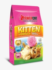 Makanan Kering Kucing Power Cat Dry Food Kitten Formula 400gr