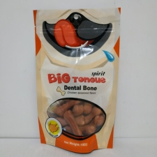 Spirit Big Tongue Dental Bone Chicken Seaweed Flavor 100gr