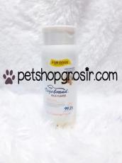 Bedak Anjing vegebrand Milk Flavor Dry Cleaning powder 150g