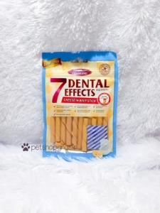 Snack Anjing Vegebrand 7 Dental Cheese in Beef Stick 60gr V61