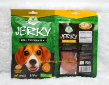Snack Anjing / Dog Treats Wujibrand Jerky Chicken Jerky 70gr