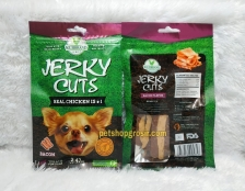 Snack Anjing / Dog Treats Wujibrand Jerky Cuts Bacon 70gr