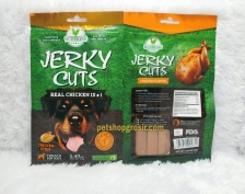 Snack Anjing / Dog Treats Wujibrand Jerky Cuts Chicken Strip 70gr