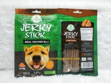 Snack Anjing / Dog Treats Wujibrand Jerky Stick Liver 70gr