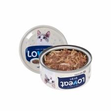 Makanan Basah / Kaleng Kucing Loveat Catfood Anchovy 90gr