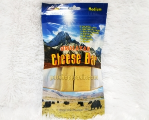Snack Dental Anjing Grain Free Himalayan Cheese Bar Medium
