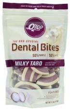 Orgo Milky Taro Dental Bites 125gr