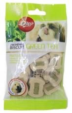 Orgo Green tea Freshening Biscuit 55gr