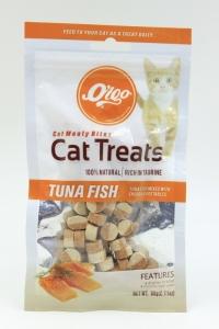 Orgo Tuna Fish Cat Treats 60gr
