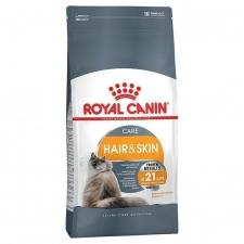 MAKANAN kucing ROYAL CANIN HAIR AND SKIN 33 400 GR