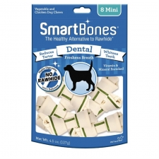 Snack Anjing Smart Bones Dental 8 Mini