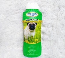 Gold Medal Pets-Medicated Shampoo (No Cardoplex)