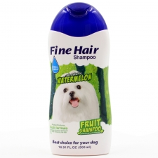 BBN Fine Hair All Natural Watermelon Dog Pet Shampoo 500ml