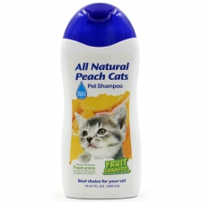 BBN All Natural Peach Cats Pet Shampoo 500ml