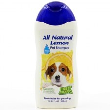 BBN All Natural Lemon Pet Shampoo 500ml