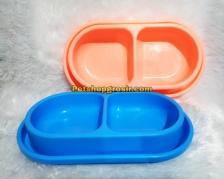 Jual Mangkok Anti Semut Anjing & Kucing Anti-Ant Pet Bowl Double