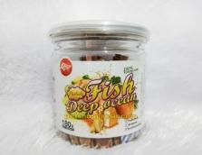Snack Anjing Orgo Particle Fish Deef Ocean 180gr