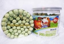Snack Anjing Orgo Dog Biscuit Fresh Apple 125gr