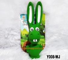 Mainan Hewan Latex Squeaky Toy