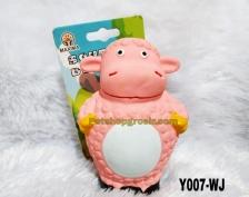 Mainan Hewan Latex Squeaky Toy 11.5cm