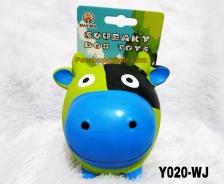 Mainan Hewan Latex Squeaky Toy 10cm