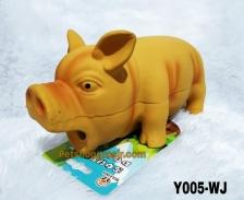 Mainan Hewan Latex Squeaky Toy 22cm