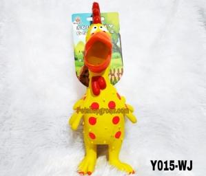 Mainan Hewan Latex Squeaky Toy 28cm