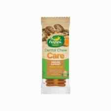 Snack Anjing Happi Doggy Dental Chew Care Turmeric & Shitake Immune Support