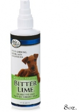 FOUR PAWS BITTER LIME PUMP SPRAY