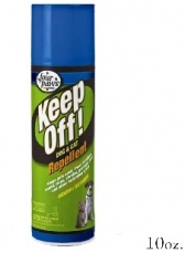 FOUR PAWS KEEP OFF DOG & CAT OUTDOOR & INDOOR REPELLENT