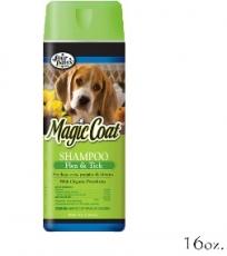 Shampoo Anjing Magic Coat Flea & Tick Shampoo 16oz