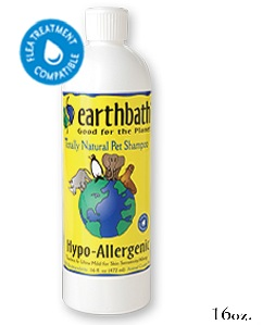 EARTHBATH HYPO ALLERGENIC ULTRA MILD & TEARLESS